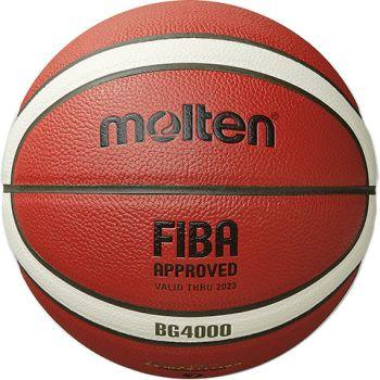 Molten B7G4000, košarkaška lopta, narančasta