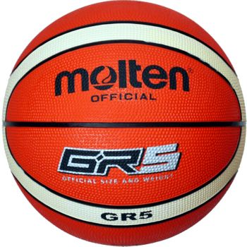 Molten BGR5-OI, košarkaška lopta, narančasta