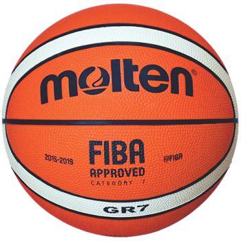 Molten BGR7-OI, košarkaška lopta, narančasta