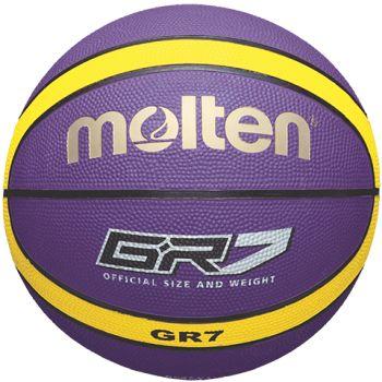 Molten BGR7-VY, košarkaška lopta, ljubičasta