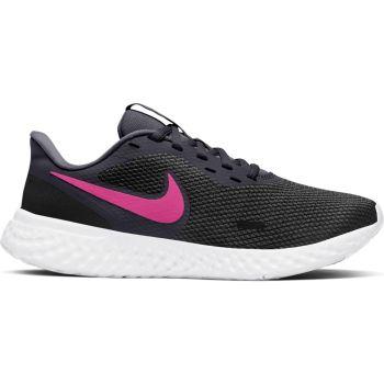 Nike WMNS REVOLUTION 5, ženske tenisice za trčanje, crna