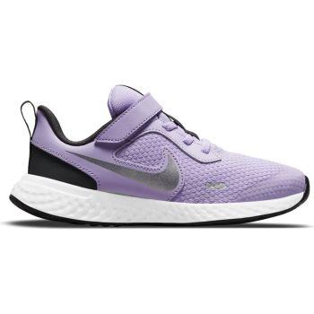 Nike REVOLUTION 5 (PSV), dječje tenisice za trčanje, ljubičasta