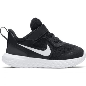 Nike REVOLUTION 5 (TDV), dječje tenisice za trčanje, crna