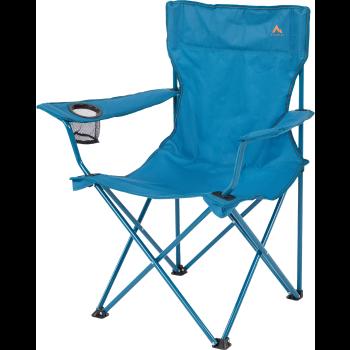 McKinley CAMP CHAIR 200, stol, plava