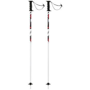 Tecnopro CARVE JUNIOR, dječji skijaški štapovi, bijela