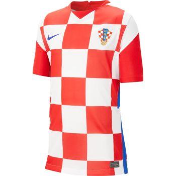 Nike CRO Y NK BRT STAD JSY SS HM, dječji nogometni dres, bijela