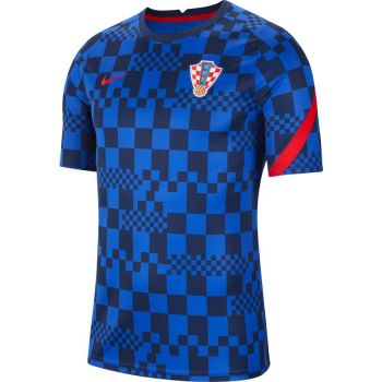 Nike CRO M NK BRT TOP SS PM, muška majica, plava