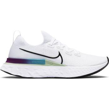 Nike W REACT INFINITY RUN FK, ženske tenisice za trčanje, bijela