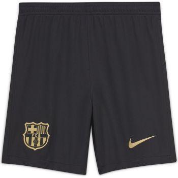 Nike FCB Y NK BRT STAD SHORT HA, dječje hlače, crna