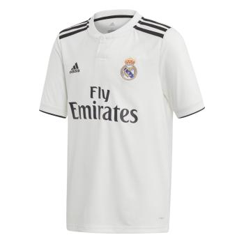 adidas REAL H JSY Y, dječji nogometni dres, bijela