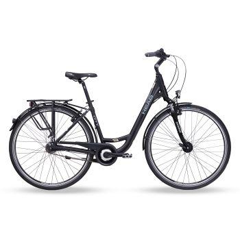 Head CITY 7G, muški gradski bicikl, crna