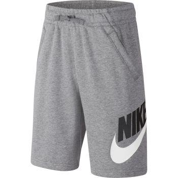 Nike SPORTSWEAR CLUB FLEECE SHORTS, dječje kratke hlače, siva