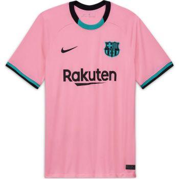 Nike FCB M NK BRT STAD JSY SS 3R, muški nogometni dres, roza
