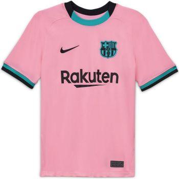 Nike FCB Y NK BRT STAD JSY SS 3R, dječji nogometni dres, roza