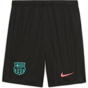 Nike FCB Y NK BRT STAD SHORT 3R, dječje hlače, crna