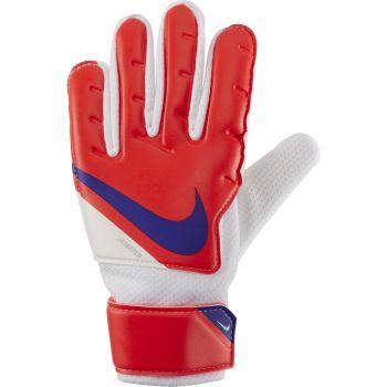 Nike GK MATCH JR, dječje nogometne rukavice, crvena