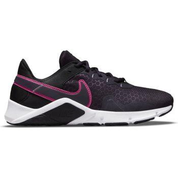 Nike W LEGEND ESSENTIAL 2, ženske tenisice za fitnes, crna