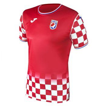 Joma CR.101013.20, muška majica, crvena