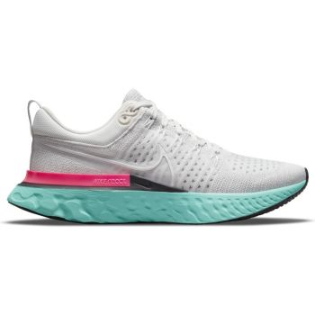Nike REACT INFINITY RUN FK 2, muške tenisice za trčanje, bijela