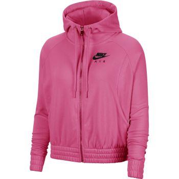 Nike W NSW AIR HOODIE FZ BB FLC, ženska jakna, roza