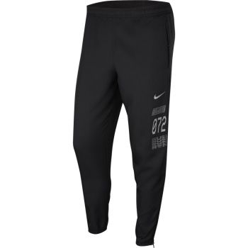 Nike M NK ESSN PANT WR WVN GX, gmuške hlače, crna
