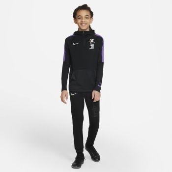 Nike DRI-FIT KYLIAN MBAPPE, dječji pulover, crna
