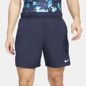 Nike NIKECOURT DRI-FIT VICTORY TENNIS SHORTS, muške hlače, plava