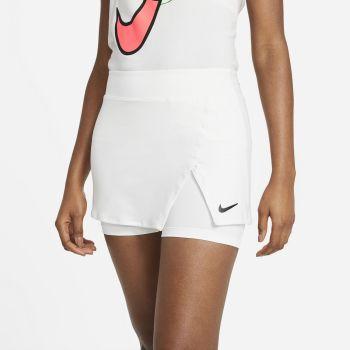 Nike NIKECOURT VICTORY WO TENNIS SKIRT, ženska suknja za tenis, bijela