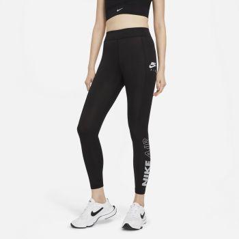 Nike AIR WO LEGGINGS, ženske tajice, crna