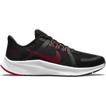 Nike QUEST 4, muške tenisice za trčanje, crna