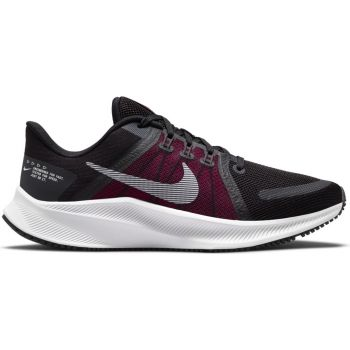 Nike WMNS QUEST 4, ženske tenisice za trčanje, crna