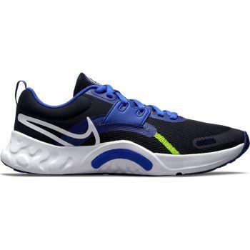 Nike RENEW RETALIATION 3, muške tenisice za fitnes, plava