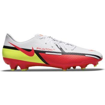 Nike PHANTOM GT2 ACADEMY FG/MG, muške kopačke za nogomet, crvena