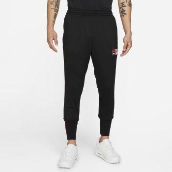 Nike F.C. JOGA BONITO CUFFED KNIT SOCCER PANTS, muške hlače, crna
