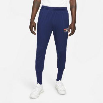 Nike F.C. JOGA BONITO CUFFED KNIT SOCCER PANTS, muške hlače, plava