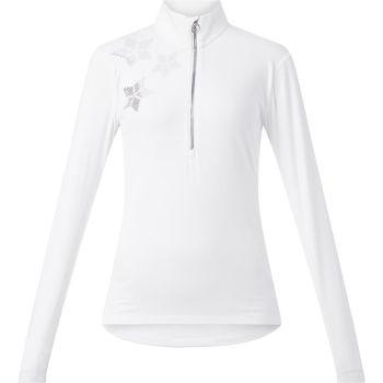McKinley DARIANA WMS, ženski skijaški flis, bijela