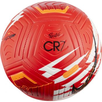 Nike CR7 NK STRK, nogometna lopta, crvena