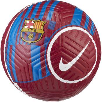Nike FCB NK STRK, nogometna lopta, crvena