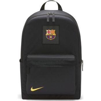 Nike FCB NK STADIUM BKPK, nogometni ruksak, crna