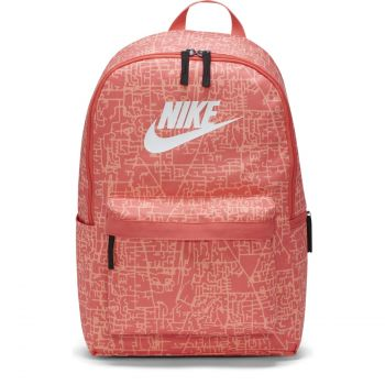 Nike HERITAGE BKPK- AOP2, ruksak, roza