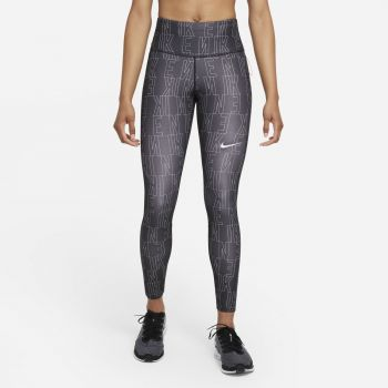 Nike DRI-FIT RUN DIVISION EPIC FAST RUNNING LEGGINGS, ženske tajice za trčanje, siva