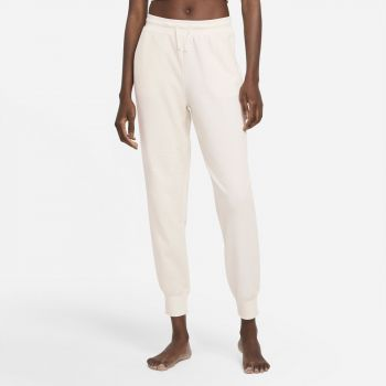 Nike YOGA LUXE DRI-FIT JOGGERS, ženske fitnes hlače, bijela