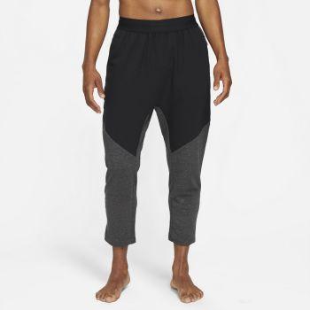 Nike YOGA DRI-FIT PANTS, muške hlače, siva