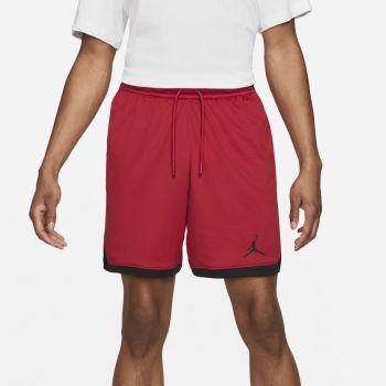 Nike JORDAN DRI-FIT AIR KNIT SHORTS, muške košarkaške hlače, crvena