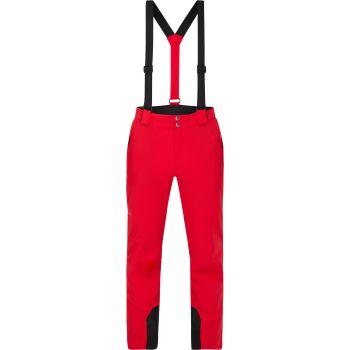 McKinley DIDI MN, muške skijaške hlače, crvena