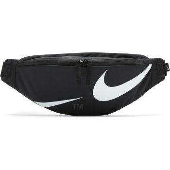 Nike HERITAGE WAISTPACK - SWOOSH, torbica oko struka, crna