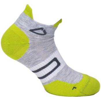 Dogma FALCON, muške čarape za trčanje, siva