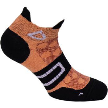 Dogma FALCON, ženske čarape za trčanje, crna