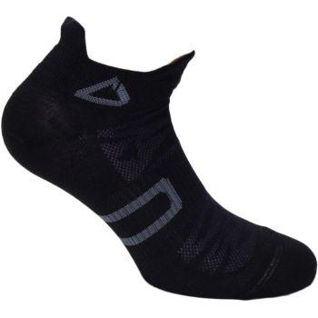 Dogma FALCON, muške čarape za trčanje, crna