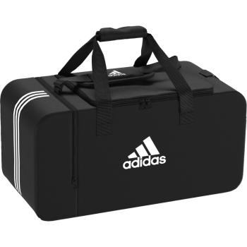 adidas TIRO DUFFEL BAG M, sportska torba za nogomet, crna